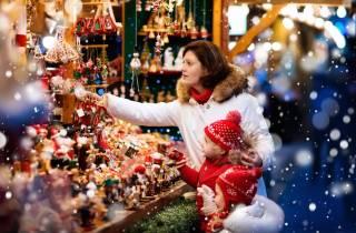 Wien: Magische Weihnachtsmärkte und Altstadt-Tour