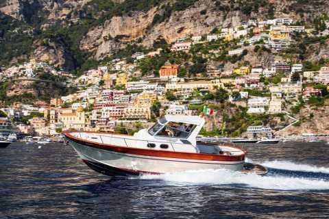 From Sorrento: Small Group Amalfi Coast Boat Tour