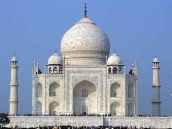 Aus Delhi: Taj Mahal und Agra Fort Führung mit Mittagessen