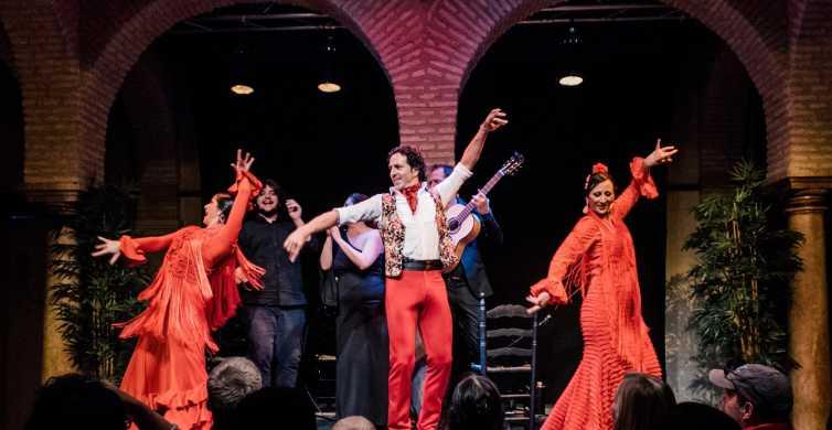 Flamenco Dance Museum: Show with Optional Museum Ticket