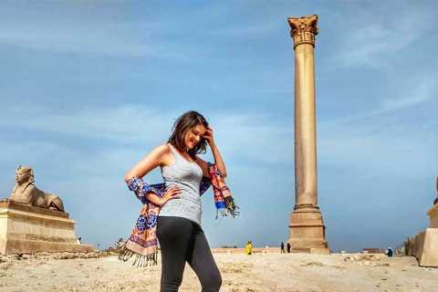 From Cairo: El Alamein and Alexandria Guided Day Tour