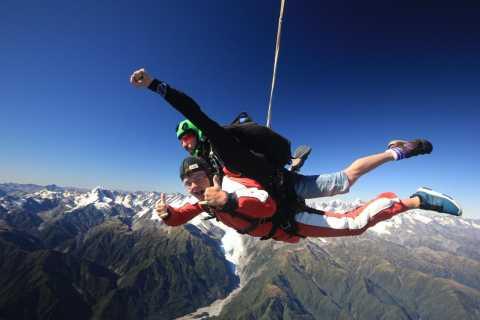 Franz Josef: 13,000ft, 16,500ft or 20,000ft Skydive