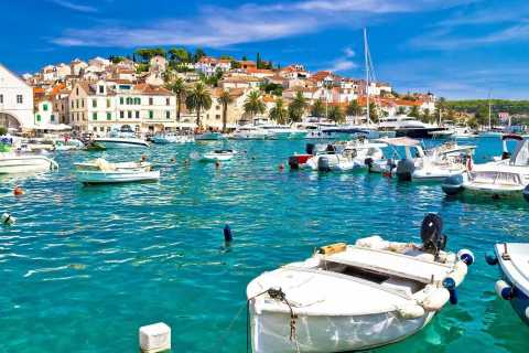 From Split: Private Tour to Brac, Hvar, and Pakleni Islands