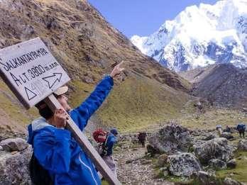 Cusco: 5-tägige Machu-Picchu-Wanderung auf dem Salkantay-Weg