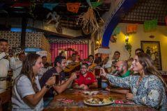 Cancún: Degustação de Taco e Cerveja Locais