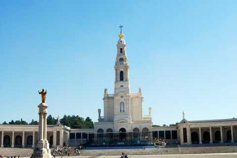 From Lisbon: Sanctuary of Fatima Tour