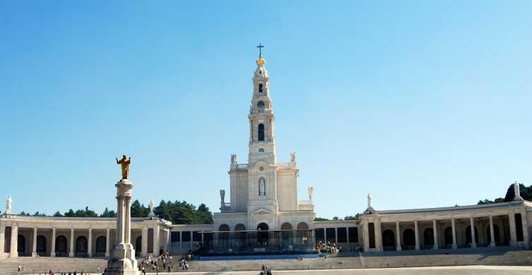 From Lisbon: Sanctuary of Fatima Tour