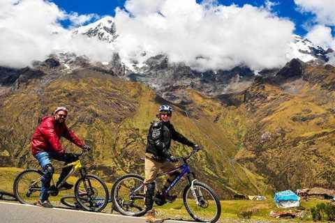 From Cusco: 5-Day Alternative Macchu Picchu Adventure Route