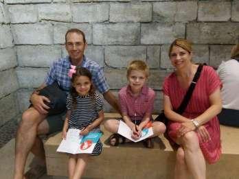 Paris: Schatzsuche durch den Louvre für die ganze Familie