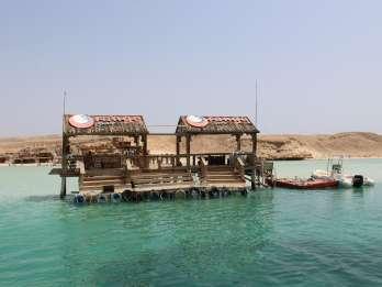 Ab Hurghada: Schnorcheln mit Mittagessen in der Orange Bay