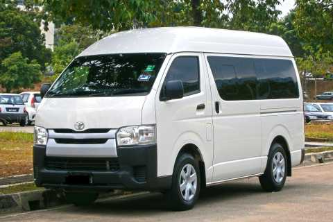 Wattay Airport: Private Car Transfer to/from Vang Vieng
