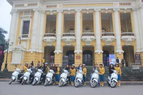 Hanoi: Early Morning Photoshoot Tour