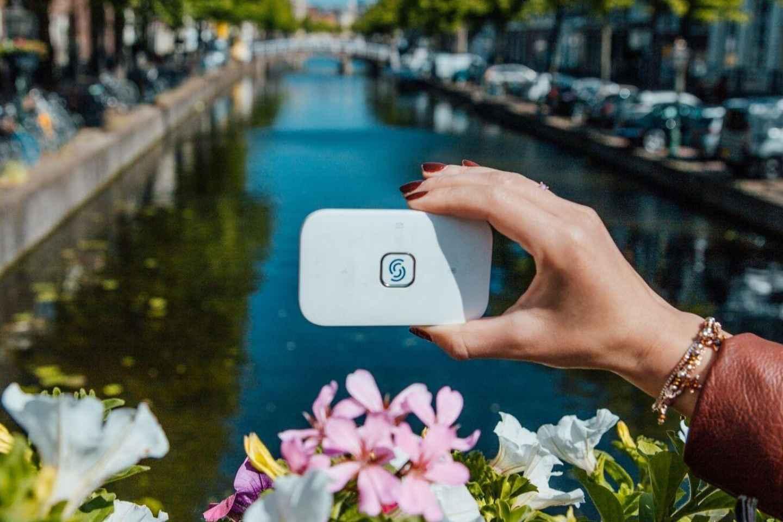 Belgien: Unbegrenztes 4G-Internet in der EU mit Pocket WiFi
