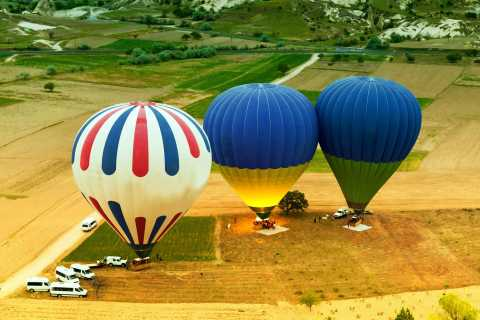 Royal Balloon Flight and Private Cappadocia Tour