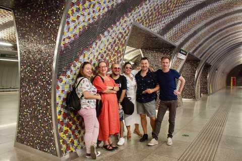 Budapest: Public Transport Private Tour
