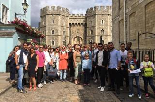 Ab London: Ganztagestour nach Oxford, Windsor und Eton