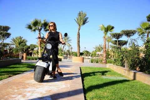 Marrakech: EcoScooter City Tour