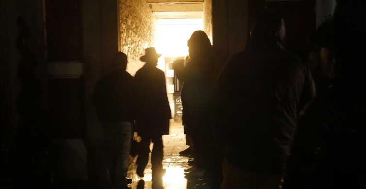 London: 2-timers uhyggelig spøgelsesbyvandring