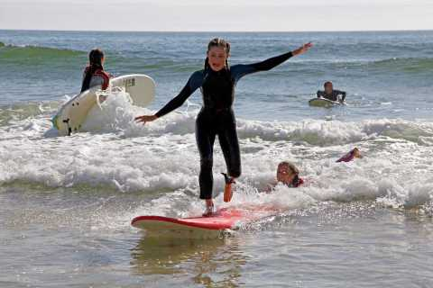 Albufeira: 2-Hour Surfing Lesson