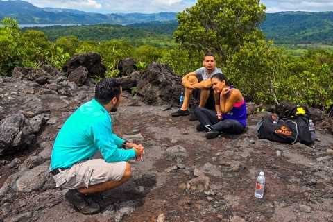 From Jaco: Arenal Volcano Hike and Hot Springs Visit