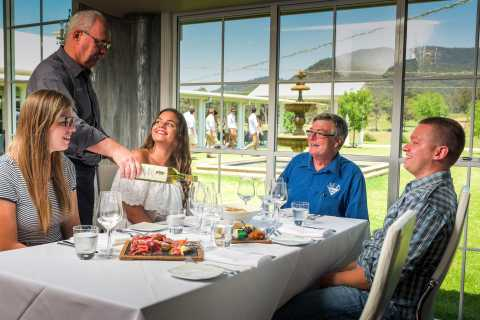 Boutique Hunter Valley Wine Experience with 2-Course Lunch