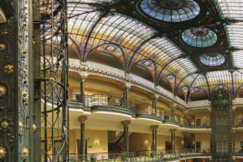 Mexico City: Business and Tales Historic Walking Tour