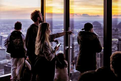 Melbourne Eureka Skydeck Entry Tickets