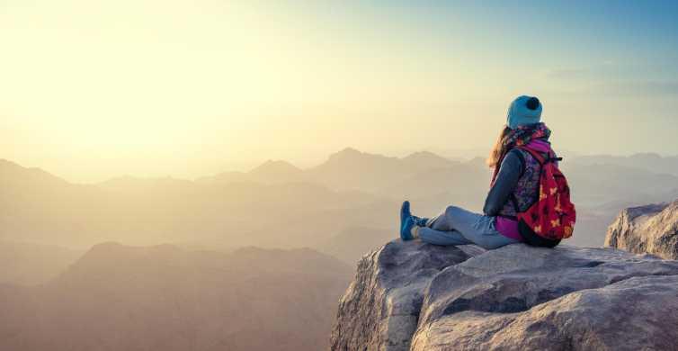 Sharm-El-Sheikh: Monastery Visit, Hike & Optional Dahab