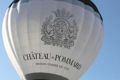 Chateau de Pommard: Wine Tasting & Balloon Ride