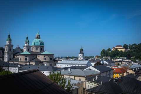 Salzburg: Interactive Puzzle and City Exploration Tour