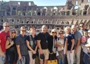 Rom: Halbprivate Tour Kolosseum und Forum Romanum