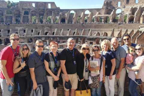 Rome: Colosseum and Roman Forum, Semi-Private Tour