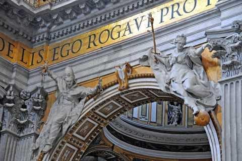 Vatican and Sistine Chapel 3-Hour Semi-Private Tour