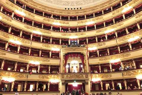 Milan: La Scala Museum and Theatre Experience