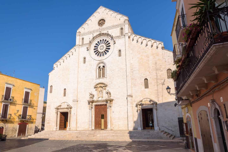 Bari: Stadt-Entdeckungsspiel
