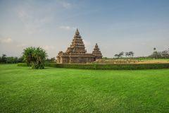 De Chennai: excursão pelos templos costeiros de Mahabalipuram