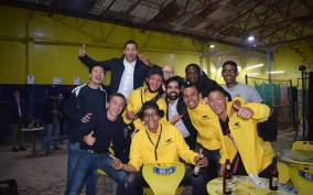 Bogotá: Group Tejo and Beer Tour