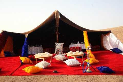 Marrakesh: Agafay Desert Dinner