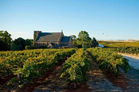 Clare Valley: Wine Region Day Tour with Wine Tasting