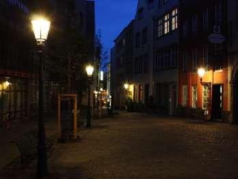 Köln: Nachtwächtertour (Kostümführung)