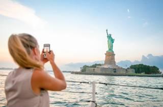 New York: Bootsfahrt um die Freiheitsstatue & Ellis Island