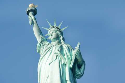 Estatua de la Libertad, isla Ellis y tour antes del ferry