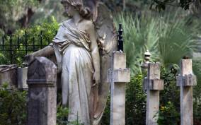 Savannah: 2-Hour Paranormal Mystery Tour