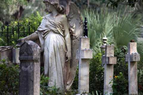 Savannah: 2-Hour Paranormal Mystery Tour