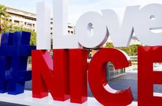 Ab Villefranche: Eze & Nice Tour für Kreuzfahrtpassagiere