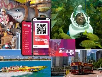 Miami/Fort Lauderdale: Sightseeing-Pass für 35 Attraktionen