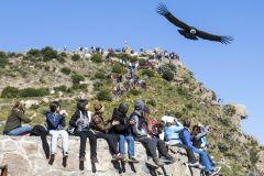 Vale do Colca: Excursão de 2 Dias de Arequipa a Puno