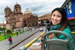 Cusco: Passeio pela Cidade em Ônibus Turístico