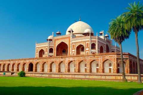 Delhi: Old and New Delhi Private One Day Tour