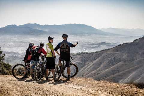 Málaga: 3-Hour E-Bike Tour of Montes de Malaga Natural Park